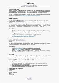 27 Internship Resumes Free Download Best Resume Templates