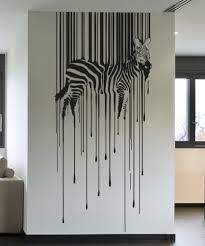 shabby vinyl wall art