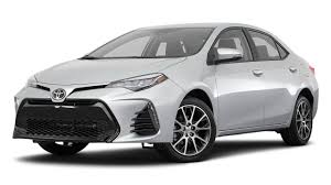 Lease a 2017 Toyota Corolla CE CVT 2WD in Canada | Canada LeaseCosts