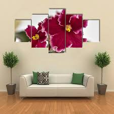 white and red fresh flowers multi panel canvas wall art on winter blooms ii canvas wall art with flowers tiaracle