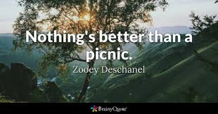 Best Picnic Remembrance Quotes