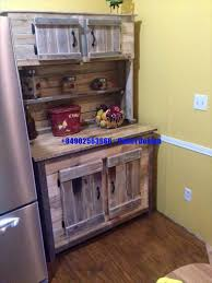 in this project we see some diy wooden pallet ideas about the furniture of kitchen and watch some beautiful picture about the kitchen cabinets that are all