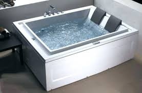 whirlpool bathtubs bathtubs for two person tub the hot filling bathroom whirlpool bath soaking jetted hotel
