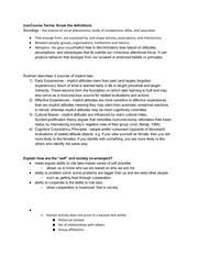 soc essay in the movie mean girls cady heron and her parents 20 pages soc 2 final study guide