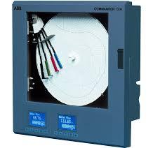 Abb C1300j Commander Advanced Circular Chart Recorder Configure Your Own