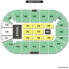 Agganis Arena Concert Seating Chart 72 Up To Date Agganis Arena Map