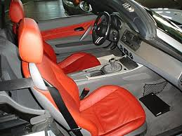 lat5 dream red oregon leather standard seats gray int
