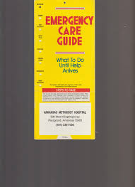 Emergency Care Guide Sliding Rule Pull Chart Various