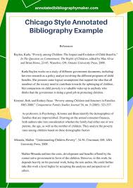 "best annotated bibliography ideas images school  check out this behance project ""chicago style annotated bibliography example"""