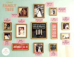 Family Tree Picture Frame Wall Set Photo Collage Uk. Family Tree Picture  Frame Wall Decor Aspire Bed Bath And Beyond. Family Tree Picture Frame  Collage Bed ...