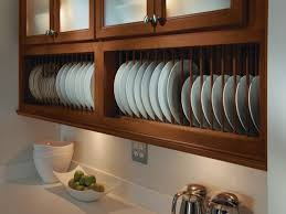 Kitchen Cabinet Plate Rack Storage Kitchen Sohor