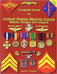 Usmc Ribbon Order Chart Complete Guide To United States Marine Corps Medals Badges
