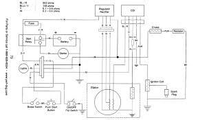 taotao ata 110 wiring diagram taotao image wiring taotao 50cc scooter wiring diagram jodebal com on taotao ata 110 wiring diagram