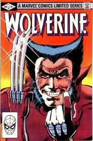 wolverine ic book