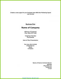 sample title special business plan sample title page business proposal title page