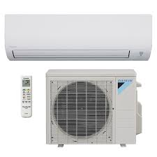 ductless wall air conditioner. Exellent Air 15000 BTU Daikin 20 SEER WallMounted Ductless MiniSplit Inverter Air  Conditioner Heat Pump System 230 Volt For Wall H