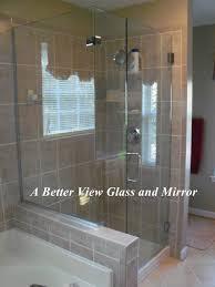 frameless glass shower door installation in chesapeake how to install frameless sliding glass shower doors