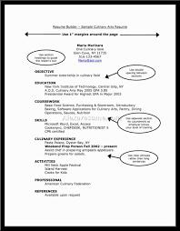 Chef De Partie Resume Sample Resume For Your Job Application