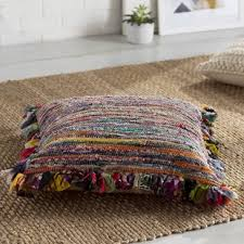 Image Arabic Mirabella Floor Pillow Wayfair Giant Floor Pillows Seating Wayfair