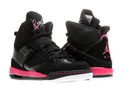 air jordan shoes for girls black. nike jordan shoes for girls | air flight 45 high (gs) black l