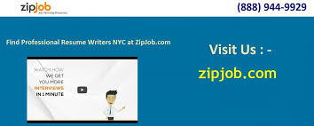 Zipjob Is One Of The Best Resume Writing Companies In Nyc Provides