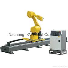 6 axis robot arm for injection molding machine 1
