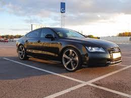audi a7 2014 black. Plain 2014 Begagnad Audi A7 30 TDi BLACK EDITION SLINE 21 Inside 2014 Black D