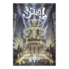 <b>Ghost</b> - <b>Ceremony</b> and Devotion Lenticular Poster – Loma Vista ...