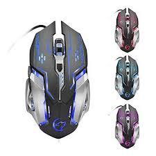 Buy PrinceShop - <b>G815 Gaming Mouse 3200DPI</b> 6 Buttons LED ...