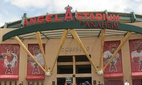 Anaheim Angels Stadium Seating Chart Angel Stadium Seating Chart