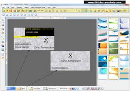 Business Cards Design Software Generates Custom Cards For Business