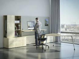 ... Home Office Furniture Design Innovative For Desks Compete Rta Oak SMLF   Studio ...