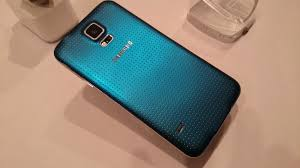 samsung galaxy s5. samsung galaxy s5 comes in 4 colors. this is the \