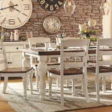 charming inspiration ashley dining room table and chairs kitchen furniture home large marsilona 5 piece set