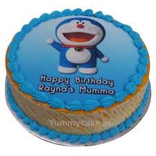 Doraemon Birthday Cake Online Best Design Yummycake