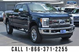 Used 2018 Ford Super Duty F-250 SRW Lariat 4X4 Truck For Sale ...