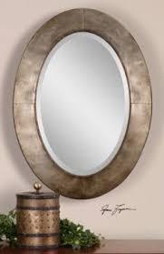 Bathroom Mirrors Oval Beautiful Oval Bathroom Mirrors Interior