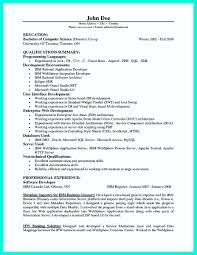 computer programmer resume samples programmer resume template cover letter professional computer