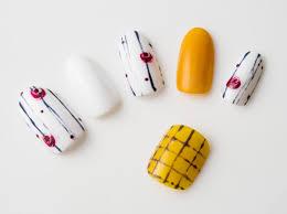 夏本番浴衣の柄に似合うネイルデザイン和風モチーフ10選all About