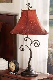 kenroy home table lamp richardson bronze with white windows curtains for pretty home lighting
