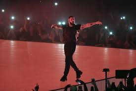 Td Garden Seating Chart Drake Drake Delivers The Hits And A Healing Moment At The