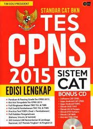 1 4.4 stars, based on 1748 reviews regular price: Tes Cpns 2015 Sistem Cat Edisi Lengkap Tim Edu President Belbuk Com