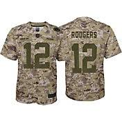 Jersey Green Camouflage Packers Bay