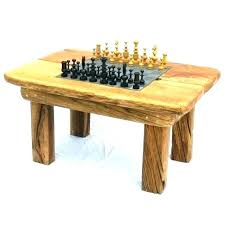 large chess table chess table for coffee table chess set coffee table chess set s s