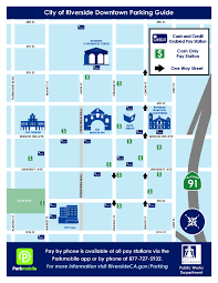 Riverside California City Of Arts Innovation Parking