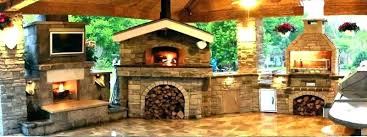 outdoor fireplace and pizza oven pizza oven smoker combo outdoor fireplace pizza oven outdoor brick oven