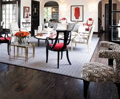 Dining Room Carpet Ideas Beauteous 48 Easy Ways To Mix And Match Patterns In Your Home Freshome