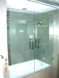 shower glass door for curtain or bathtubs bathtub with easy access seniors pictures of on tub seal kit