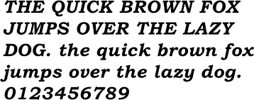 see the bookman old style bold italic characters