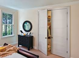 Double doors can be a good option for up to 6 openings. Door panels, wood  types and finishes can be anything you would find on the remaining interior  doors ...